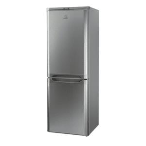 Хладилник с фризер Indesit NCAA55NX